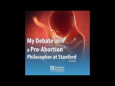 Should Abortion Remain Legal? - Trent Horn vs. David Boonin - A Debate