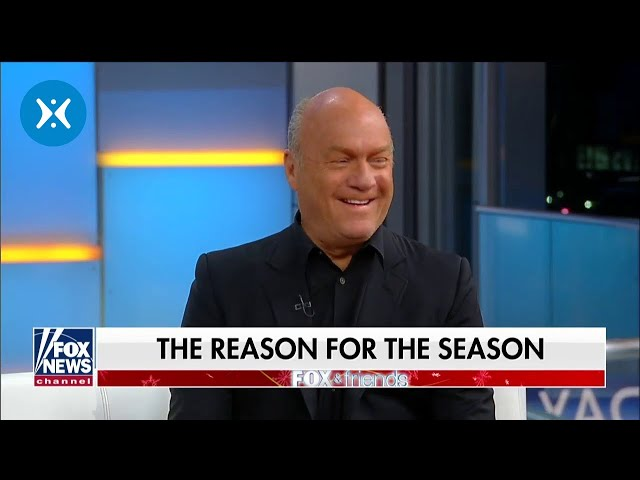 The True Meaning of Christmas (Greg Laurie on Fox & Friends)