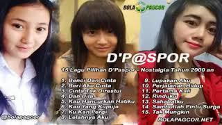 Nostalgia jaman SMP D'Paspor full album