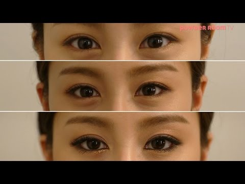 (ENG SUB) 눈화장만으로 3단 변신! 3色 아이메이크업 팁 공개! (Eyes make up tips for 3 Different Looks)
