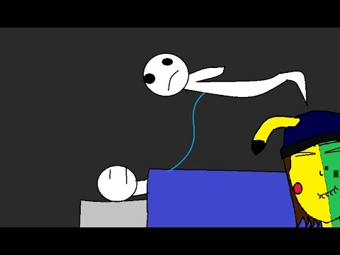 My astral projection experience/mini animation.