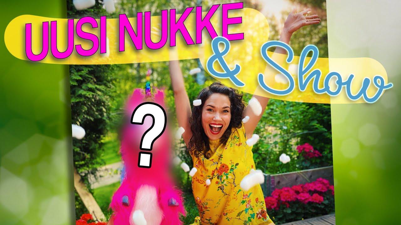 UNBOXING Uusi Nukke + ISOJA uutisia!!!