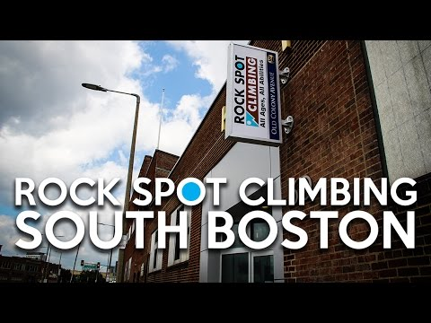 Rock Spot Climbing - South Boston