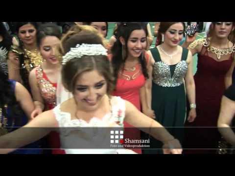 Falah & Saada - Hochzeit - Augsburg - Musik: Tarek Shexani - Shamsani Produktion®2015 Part 4
