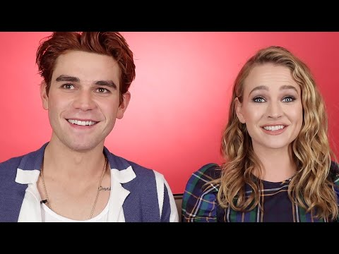 KJ Apa And Britt Robertson Find Out How Well They Know Each Other from YouTube · Duration:  5 minutes 23 seconds