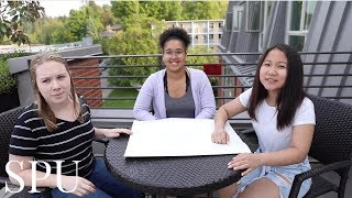 23 Questions with Arnett Hall Councils SPU
