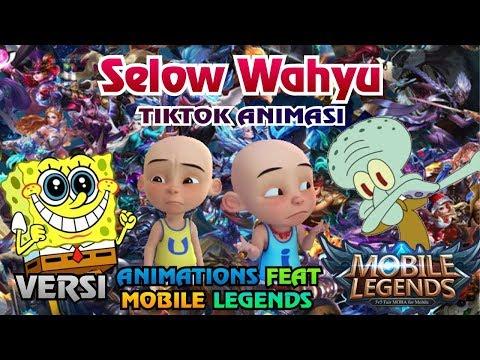 Parodi Lagu Tik Tok SELOW - Mobile Legends Versi Upin Ipin
