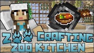 Zoo Kitchen Side Quest! Summer Harvest Zucchini Bake!! | Season 2