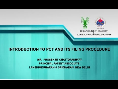 Introduction to PCT and its filling Procedure