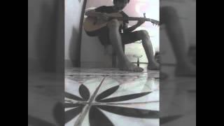 Ngày trôi về phía cũ-guitar cover