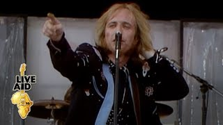 Tom Petty & The Heartbreakers - Refugee (Live Aid 1985)