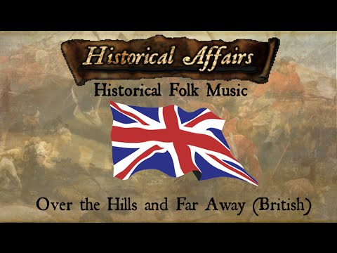 Historical Affairs  British Folk: Over the Hills
