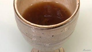 風邪のひきはじめやお腹の調子が悪いときには、 昔から日本では番茶と梅...