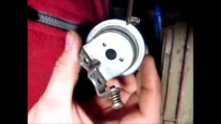 Заміна мембрани керуючого клапана LeanBurn Toyota Carina 7a-fe