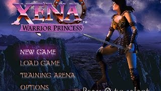 PS1: Xena: Warrior Princess (HD / 60fps)