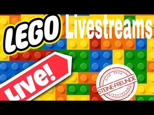 Info Video/ Lego Livestream