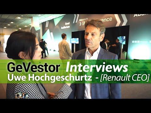 Renault Aktie I Hersteller Will E-Mobilität Stärker Fördern