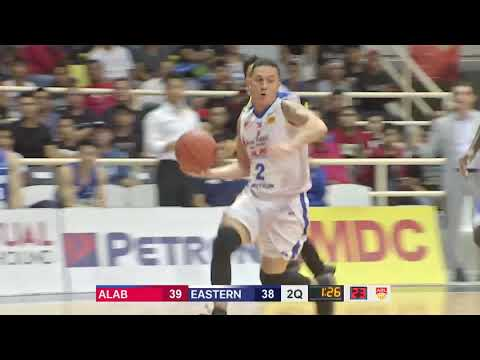 San Miguel Alab v Hong Kong Eastern | CONDENSED HIGHLIGHTS | 2018-2019 ASEAN Basketball League