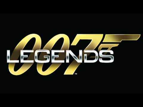 007 Legends Soundtrack Moonraker - Collect a toxin sample