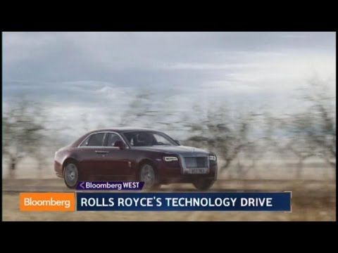 Rolls-Royce CEO: Ghost II Boosts Tech Features