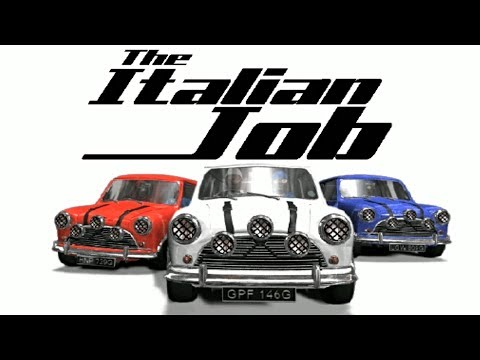 The Italian Job (2001) - Full Game Walkthrough
