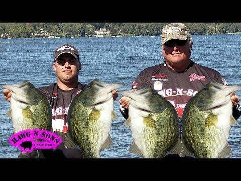 BEST BIG Bass Fishing For Bass Tournament - HawgNSonsTV