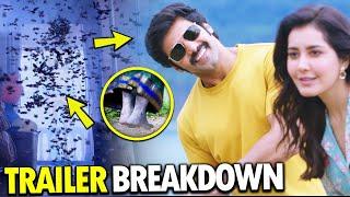 Aranmanai 3 Trailer Breakdown   After 5 years   Hidden Details   Arya   Raashi Khanna  