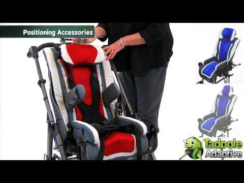 Tadpole Adaptive | Thomashilfen ThevoTwist Special Needs Stroller/Wheelchair