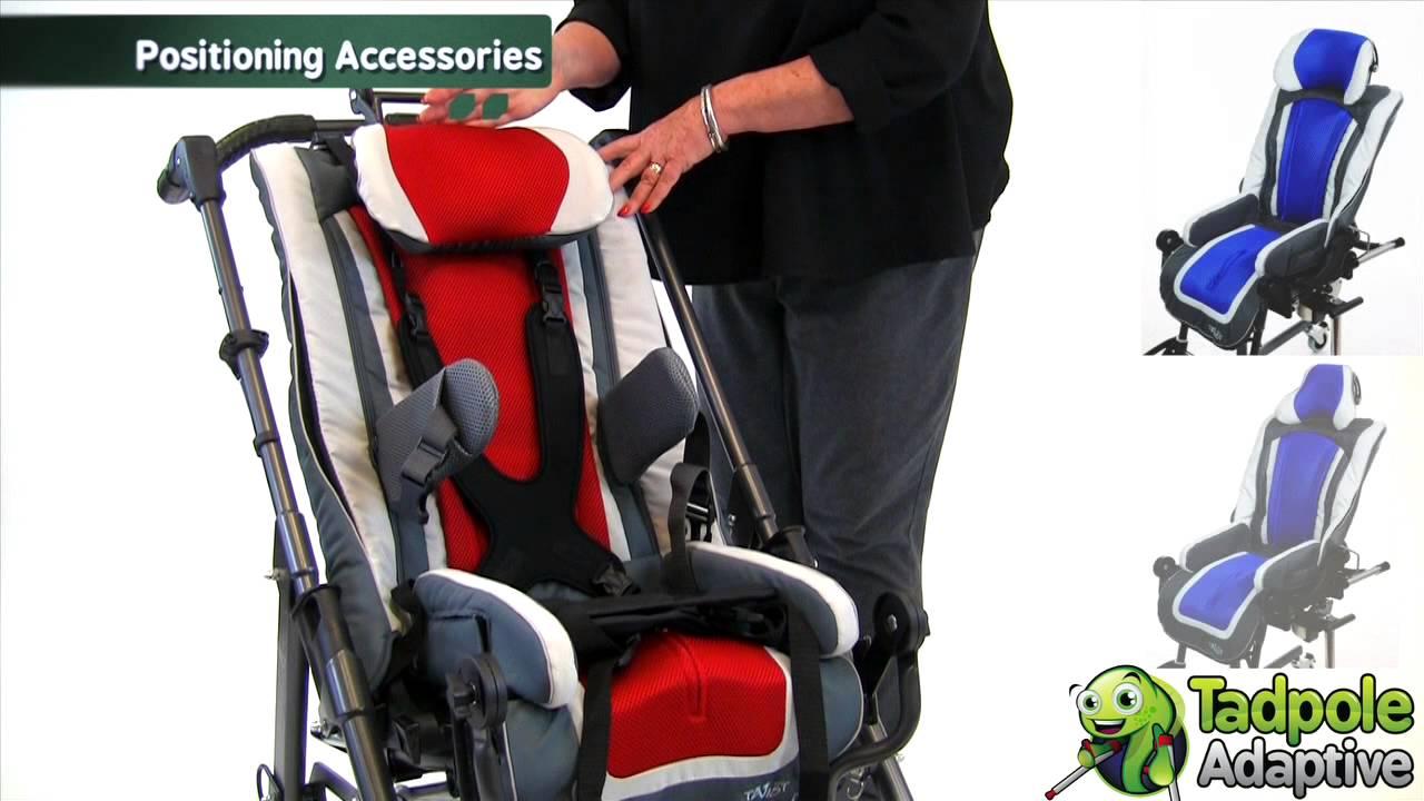 Tadpole Adaptive | Thomashilfen ThevoTwist Special Needs Stroller ...