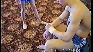 Спортивная гимнастика. Записи с тренировок. Часть 1. 1997-1998 годы