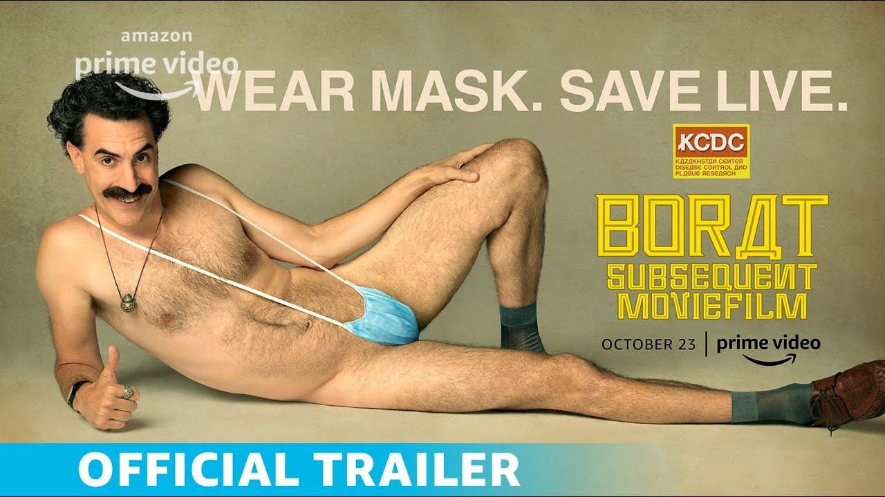 Jagshemash! | Borat Subsequent Moviefilm | Official Trailer | Borat 2 -  YouTube