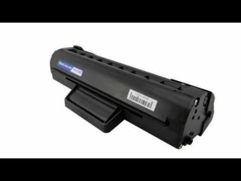 SAMSUNG Black Laser Toner INK Cartridge MLT ML SCX
