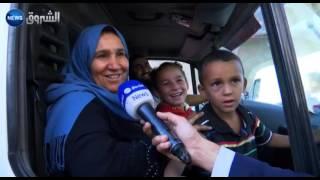 العاصمة: انطلاق عملية الترحيل بحي الرملي بجسر قسنطينة