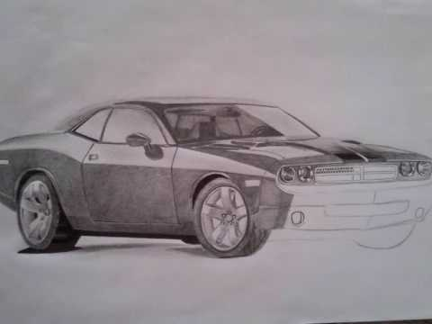 Cool Drawings Of Cars