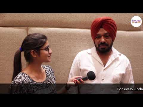 Gurpreet Ghuggi Interview For Upcoming movie Vadhayiyaan ji Vadhayiyaan 2018