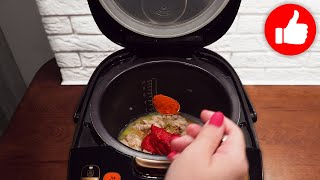 Как приготовить мясо чтобы попросили еще Рецепт курицы с рисом в мультиварке вкусно на ужин
