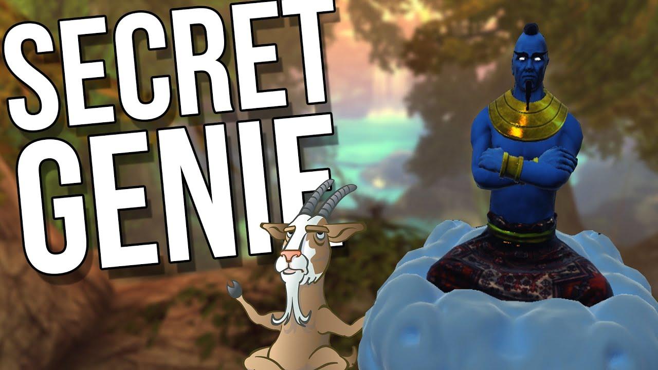 Real Genie Wishes Online
