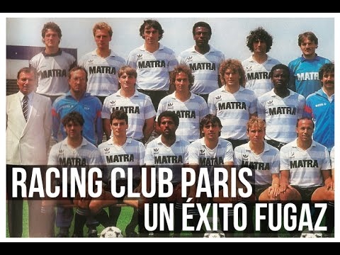 Racing Club Paris, un éxito fugaz