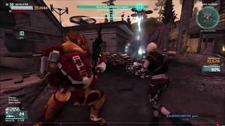 Defiance 2050 Gameplay 8/18/2018, Mutant Swarm at Serenity Academy [Seige], pc