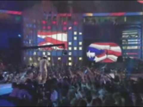 don omar ft tego calderon & daddy yankee reggaeton latino gasolina live mtv vma 2005 0