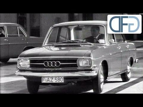 Audi F103 auf der IAA 1965
