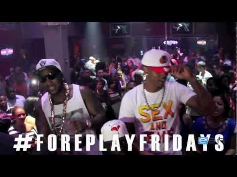 Trey Songz & Young Jeezy Debut Hail Mary Live at Club Play on SouthBeach