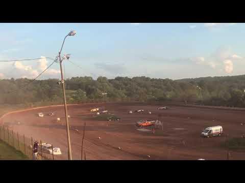 7-4-2019 I-77 Speedway Super Late Heat Race