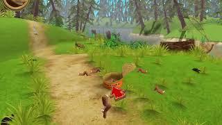 Маша и Медведь  Погонялки  8 игра