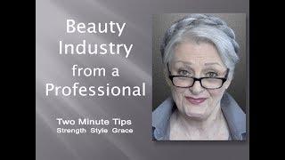 Women's Beauty, Self-esteem & the Beauty Industry from a Professional's Opinion