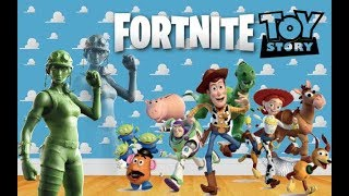 Gamer Girl Plays FORTNITE LIVE *NEW* TOY STORY SKINS | Road To 550 Subs Rated M|