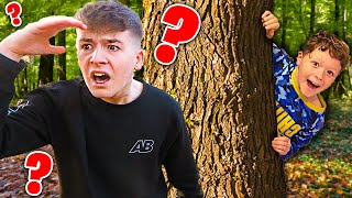 HIDE AND SEEK IN FOREST *EXTREME* CHALLENGE