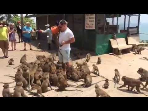 Monkey Mountain Hua Hin Thailand