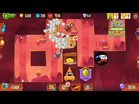 king of thieves base