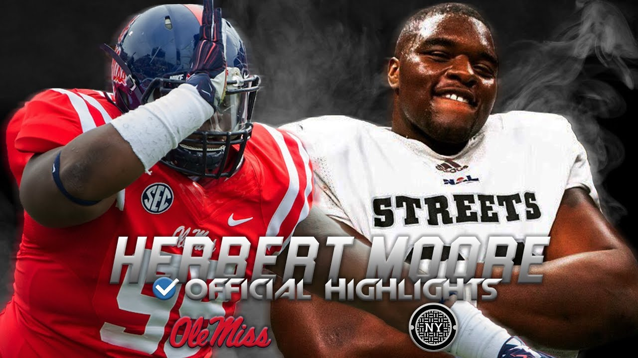 "Herbert Moore Official Ole Miss/New York Streets Highlights - ""Relentless Again"" ᴴᴰ"